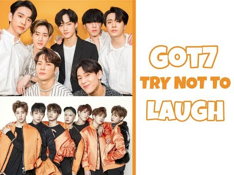 GOT7 TRY NOT TO LAUGH