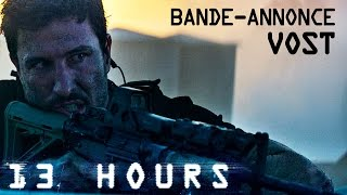 13 hours :  bande-annonce VOST