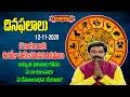Dina Phalalu   Astrology Daily Horoscope   Gopinadh Tirunagari   12th November 2020   Hindu Dharmam