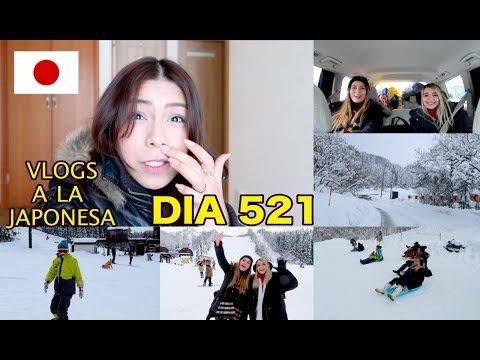 MEXICANAS al Poder en JAPON + Super Nevada - FT Claudia y Cecie ♡ 13/14-01-18