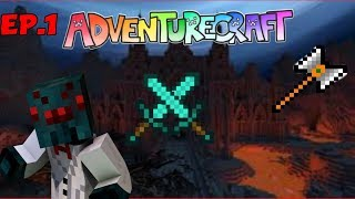 MINECRAFT DIVENTA UN GIOCO HORROR? ADVENTURE CRAFT EP. 1