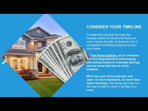 House Buyers In Colorado Springs