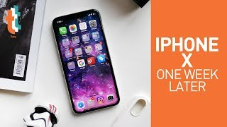 iPhone X: 1 Week Later [Review] | That Techy Thing