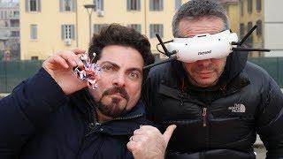 Volare in FPV con Issam e Andrea Galeazzi