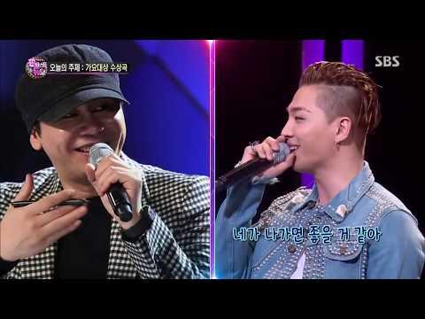 YG'S ARITISTS IMITATING YG CEO