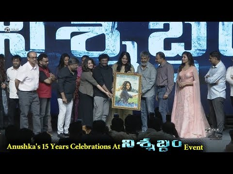 Anushka's 15 Years Celebrations