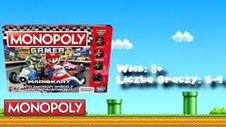 Hasbro Gaming Polska - Jak grać w Monopoly Gamer Mario Kart