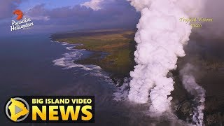 Hawaii Volcano Eruption Update - Sunday Evening (July 15, 2018)