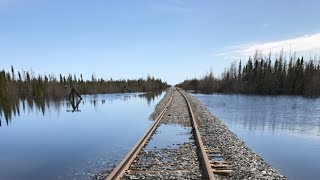 Churchill, Man., calls for help after losing railway