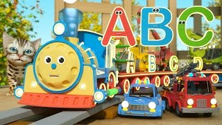 Learn Letters With Max the Glow Train – TOYS (Letters and Toys) - YouTube