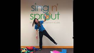 Sing n' Sprout Stretching Song