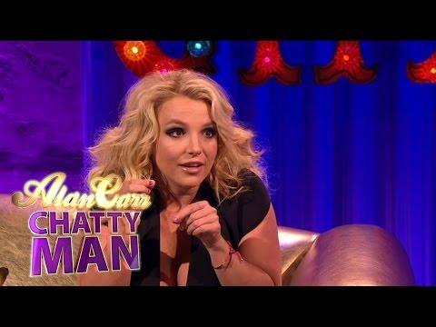 Britney Spears - Full Interview on Alan Carr: Chatty Man