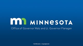 Governor Walz's 11/23/20 Briefing Update