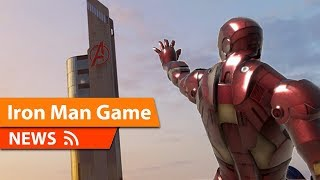 Assassin's Creed Director Wants Iron Man Video Game