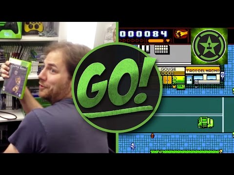 Achievement Hunter Presents: GO! #8 - Smashpipe Games