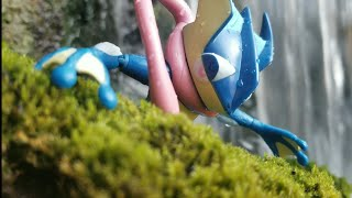 "Pokémon Figure Review: Greninja ""The Search for Ash"" Episode 7"
