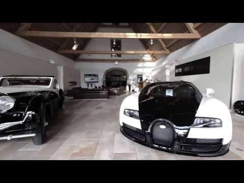 Bugatti Experience Benefiting Make-A-Wish