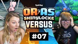 THIS COULD SWEEP ME! | Pokemon ORAS Shinylocke Versus EP07