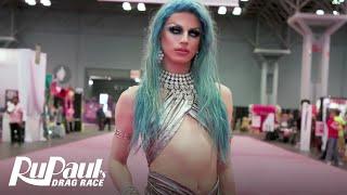 Aquaria Rising | Portrait of a Queen