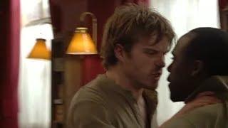 EastEnders - Sean Slater Vs. Gus Smith (14th April 2008)