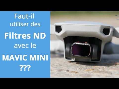 video Filtres ND all day – Freewell pour le Mavic Mini