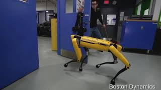 Boston Dynamics Audio