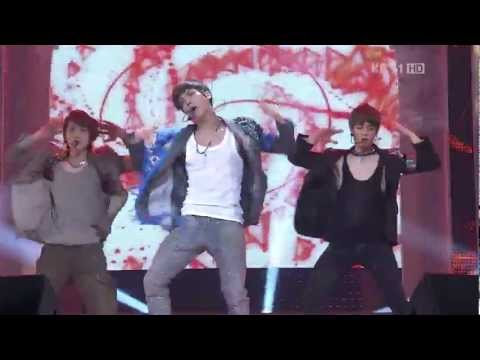 SHINee - Lucifer+Sherlock (HD HQ) live 2012