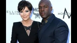 KRIS JENNER WISHES HER BOY TOY CORY GAMBLE  HAPPY BIRTHDAY on INSTAGRAM
