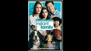 Previews From Instant Family 2019 DVD