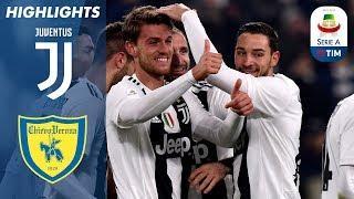 Juventus 3-0 Chievo   Juventus Win Despite Ronaldo Penalty Miss   Serie A