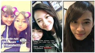 Snapgram Member JKT48 ( Diani, Aby, Julie, Kyla, Zara, Aya, Gaby, Lidya, Via & Okta ) 2018-06-21
