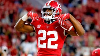 Best RB in College Football 🐘 || Alabama RB Najee Harris 2020 Highlights ᴴᴰ