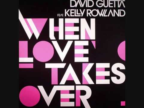 Baixar David Guetta feat. Kelly Rowland - When Love Takes Over (HeartBazz's Dance Edit)