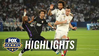 90 in 90: Real Madrid vs. Al Ain | 2018 FIFA Club World Cup Highlights