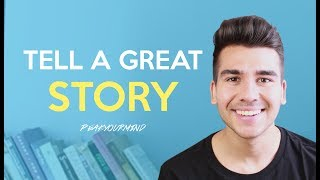 How To Tell a Great Story (That's Not Boring) Best Storytelling Tips