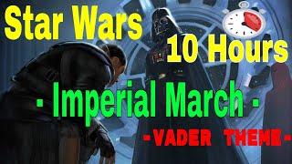 10 HOURS of Imperial March - Organ edition - Star Wars - Lord VADER theme - Xaver Varnus - RobertK88