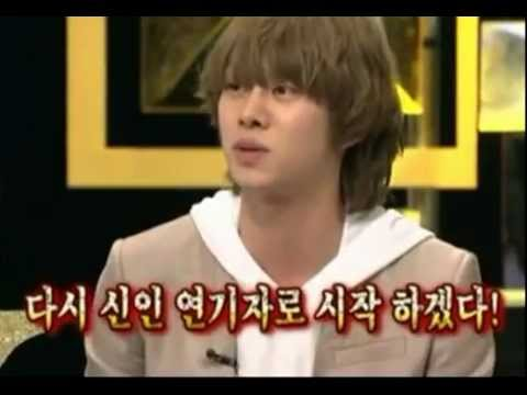 [ENG] Heechul touched by Eunhyuk's word