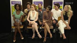 Hidden Talents with the Cast of Riverdale