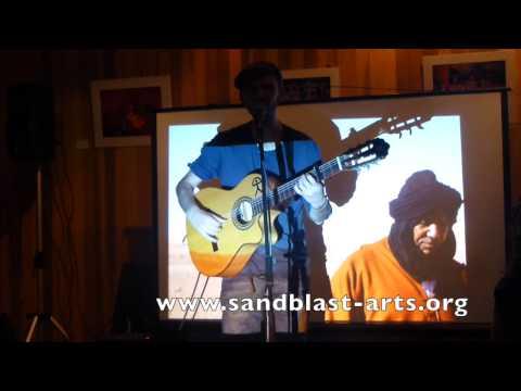 Free Western Sahara, Renny Jackson