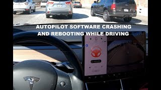 What Happens When Autopilot Software Crashes While You're Driving