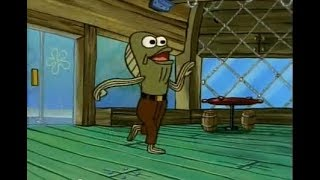 Spongebob: Fred (My Leg Guy)