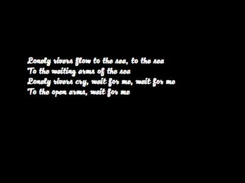 Elvis Presley - Unchained Melody - Lyrics