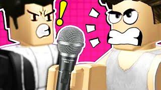 2 Bullies Have a Roblox Rap Battle...