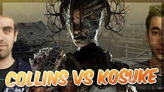 ADIRIS : COLLINS CONTRE KOSUKE ! - Dead by Daylight