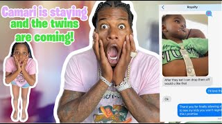 I Can't Believe Camari Is Staying & The Twins Are Coming For Mothers Day!