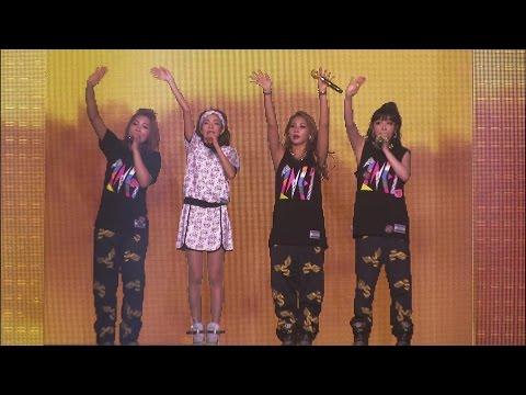 2NE1 - 'CAN'T NOBODY' ENCORE PERFORMANCE