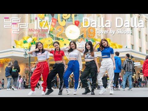 [KPOP IN PUBLIC CHALLENGE] ITZY(있지) - 달라달라(DALLA DALLA) | Dance Cover by SKIOUS | Vietnam
