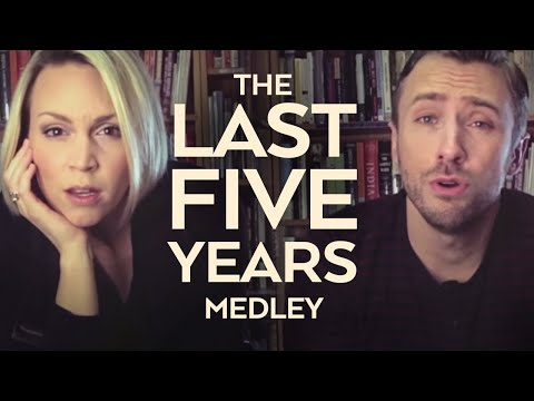Peter Hollens - Last Five Year