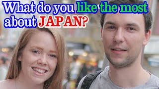 What's AWESOME about JAPAN? Let's ask real foreigners about their Japanese experience.