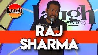 Raj Sharma   Spelling Bee   Laugh Factory Las Vegas Stand Up Comedy
